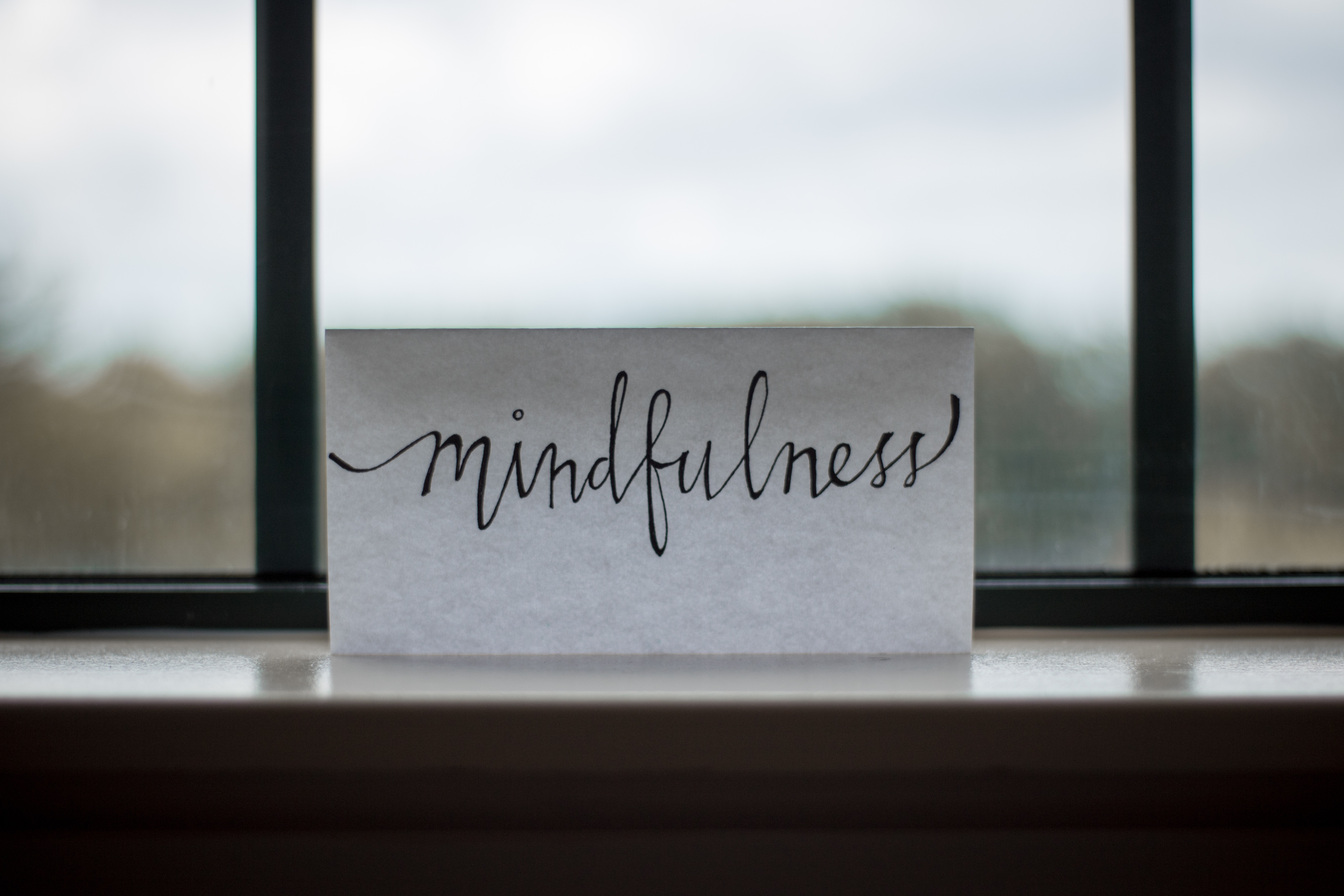 mindfulness, emotional wellbeing